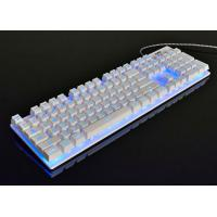 Quality High End Tri Color LED Bluetooth Backlit Keyboard Programmable Gaming Keyboard for sale