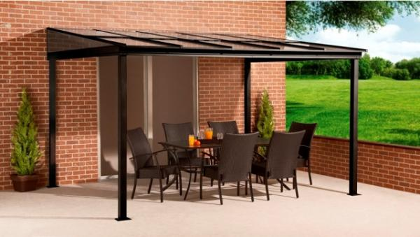 Aluminum Roof Gazebo Images