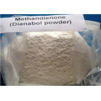 China Real Oral Anabolic Steroids Bodybuilding Dianabol Methandienone Steroid For Man wholesale