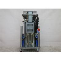 China 3 Or 1 Phase Industrial Spray Foam Insulation Equipment Full Pneumatic Drive Model wholesale