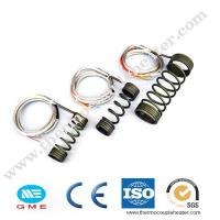 Buy cheap Spring Coil Heater Customized for Nozzle/ Hot Runner with thermocouple for Heat from wholesalers