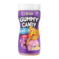 China Antioxidant Gelatin Grape seed Fruit Gummy Vitamins E With Vitamin C Jelly Gummies on sale