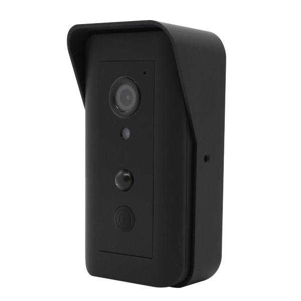 Quality HD 720P Wireless Wifi Smart Doorbell With Night Vision App Remote for sale