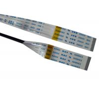China 28AWG 20 Pin Ribbon Cable 2.0mm Pitch  Idc Copper Connector Customized Length wholesale