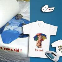 China Light-colored heat transfer paper A4 wholesale