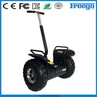 China Two Wheel Self Balancing Scooter Lithium Battery Brushless With 21inch Tire wholesale