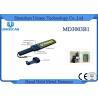 China Sensibilidad de mano del detector de metales del equipo de la seguridad alta para el Pin estable wholesale
