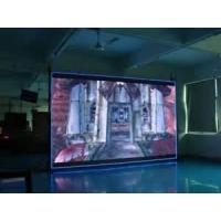 120° DVI connector P20mm colorful soft and flexible LED video display DVD, TV
