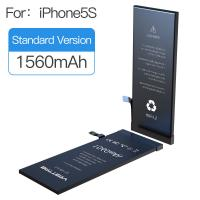China for iPhone 5S Replacement Battery 1560mAh with FREE TOOLS & ADHESIVE wholesale