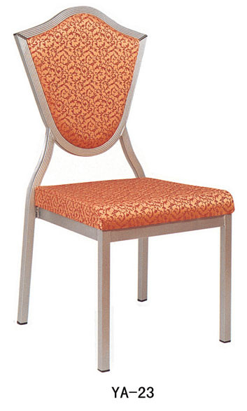 Quality Aluminum Chair for Banquet Dining hall (YA-23) for sale