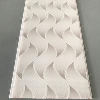 China Flat Pvc Panels For Ceiling , Waterproof Bathroom Ceiling Panels Brilliant Printing wholesale