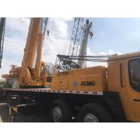 China 2012 Model XCMG Used Cranes 50 Ton Qy50k-2 Mobile Hydraulic Crane With 5 Booms wholesale