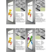 China Roll Up Banner Stands wholesale