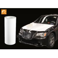 China Car Surface Warping Vehicle Surface Protection Tape Anti UV 6 Months 0.07mm Thickness wholesale