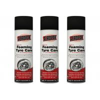 ROHS Certificate Tyre Foam Spray Non Toxic For Dirt And Gum APK-8307