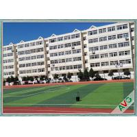 60mm Height Football Synthetic Turf You Can Even Imagine , Football Pitch Turf