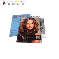 China Magazine Book Catalog Printing Services Embossing Or Debossing on sale