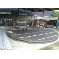 China Stainless Steel Mist Eliminator Demister For Separating Flue Gas With Liquid on sale