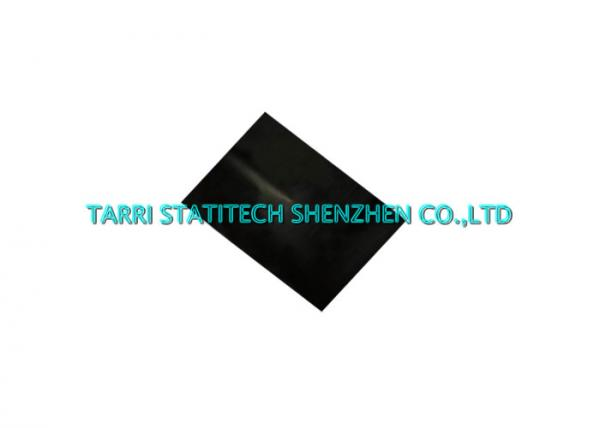 Quality PE Black Anti Static LEPD Conductive Bag Antistatic Packaging With Top Open 3 Mil Thickness for sale