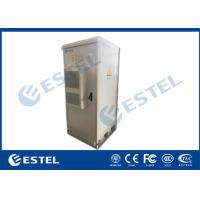"""Buy cheap 19"""" 40U IP55 Outdoor Telecom Enclosure, with Air Conditioner, EMS and PDU from wholesalers"""