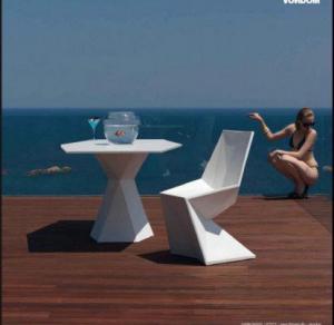 China Vertex chair by Vondom on sale
