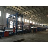 China Normal Width 160 Cm Electrostatic Flocking Machine Total Power 86 KW wholesale
