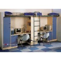 China Student Bunk Bed, Modern University Bunk Bed for Two Students (GT-12) wholesale