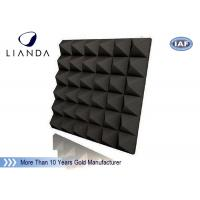Flexible Industrial Soundproofing Absorbing Foams For Small Recording Rooms , Sound Proof Spray Foam