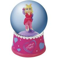 China polyresin snow house water globe on sale