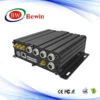 Buy cheap 4CH 3G GPS SD Card Mobile DVR/AHD 720/1080P MDVR withGPS  3g 4g wifi optional from wholesalers