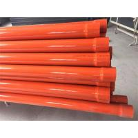 China Three Layer Co - Extrusion PVC Pipe Production Line 75 - 315mm High Impact Strength wholesale
