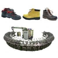 China Certified Polyurethane safety boots injection making production line wholesale