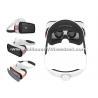 China Anti - Dazzle Lens Smartphone VR Headset , Mini Virtual Reality Gaming Headset wholesale