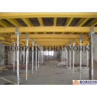 China Horizontal Slab Formwork Systems , Movable Table Form For Concrete Slab  on sale