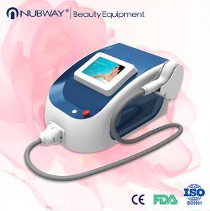 China mini laser depilation diode hair laser hair removal device/home laser hair removal machine wholesale