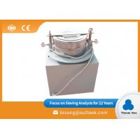 China Deliver Fast Test Sieve Shaker Sandstone Plastic Cement Abrasive Material on sale