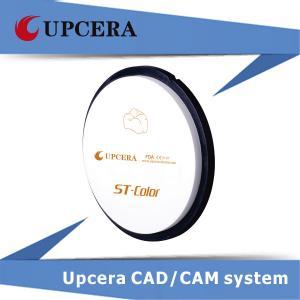 China ST 16 Yttria Stabilized Zirconia Ceramic , Zirconia Sintering Furnace CAD CAM Blocks wholesale