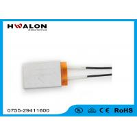 China 110V / 240V 60 - 305 Degree Electric Ceramic Ptc Heating Element for home appliances wholesale