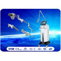 China 8.4'' Color Screen RF Fractional Laser Equipment For Skin Rejuvenation / Vaginal Tightening wholesale