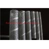 China Aluminium / Galvanized Perforated Metal Tube , Wire Mesh Tubing Customized wholesale