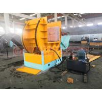 China Steel Plate Automatic Turnover Machine With Four Wheel Mechanism wholesale
