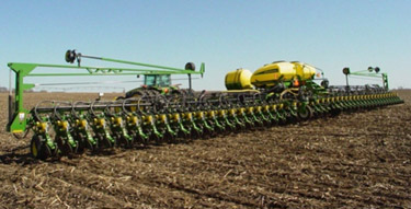 Quality 3-row corn planter with best quality for sale