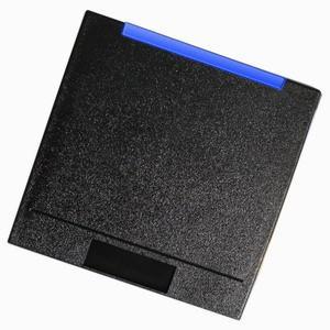 China Digital Door Lock RFID Card Reader ,  Black Waterproof Security Wireless RFID Readers wholesale