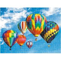 Buy cheap Custom Cute animal 0.6mm PET 3D Lenticular Jigsaw Puzzles For Kid Game/3d Puzzles Game from wholesalers