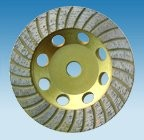 Quality Diamond grinding wheels for 105mm, 125mm for sale