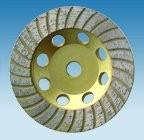 China Diamond grinding wheels for 105mm, 125mm wholesale