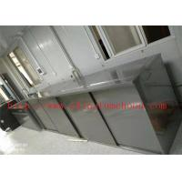 China 3000 MM Length Steel Color Stainless Steel Casework Stainless Steel Lab Furniture For Hospital and School Labotatory on sale