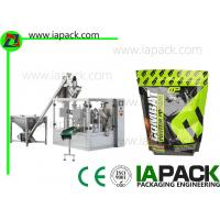 Detergent Powder Packaging Machine Bag Given Rotary Packing Automatic