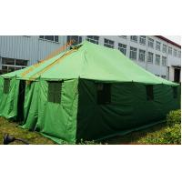 China UV Resistance Large Army Tent Pole-style Galvanized Steel Waterproof  Military  Army Camping Tents wholesale