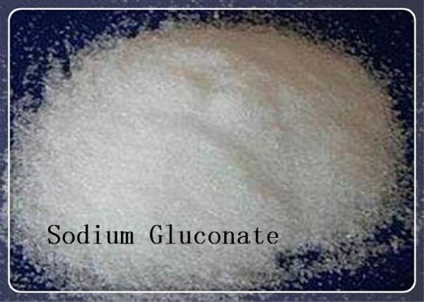 Quality Food Grade Sodium Gluconate Powder 527 07 1 USP Standard Nutrition Enhancers for sale